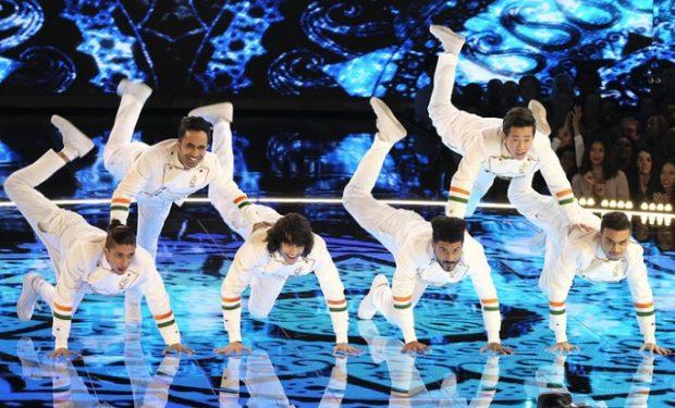 Desi Hoppers World of Dance