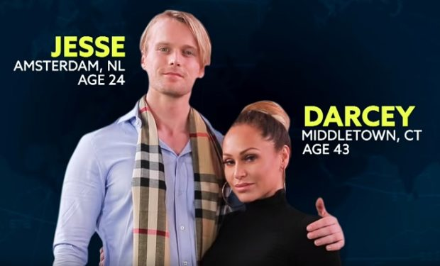 Jesse and Darcey, 90 Day Fiance, TLC