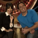Natasha Leggero, Mark Cuban The Gong Show