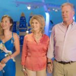 Love at Sea Hallmark Crown Media parents