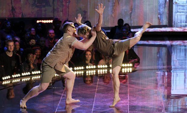 Marinspired World of Dance