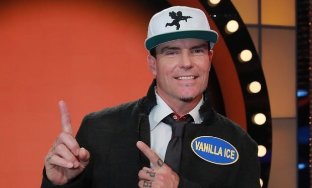 Vanilla Ice s Cupid with Gun Hat on Celeb Family Feud – What s the Deal  62a2d3504d4