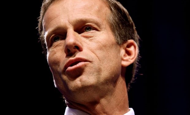 John Thune data privacy chair senate committee