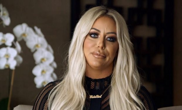 Aubrey O'Day on Marriage Boot Camp: Reality Stars (WE)