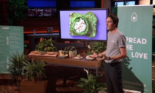 Avocaderia Shark Tank ABC