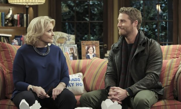 Jake McDorman Murphy Brown