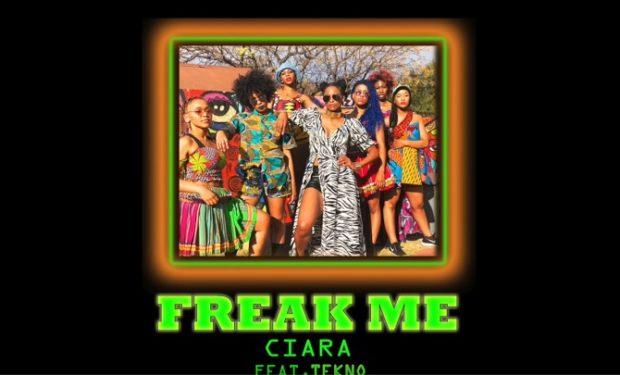 Ciara Freak Me promo