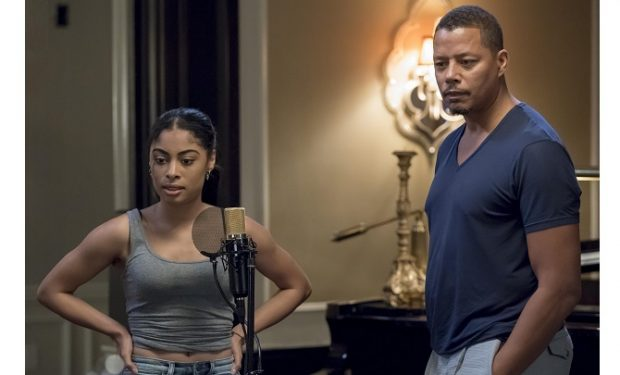 "Katlynn Simone and Terrence Howard in the ""Steal From the Thief"" Season Five premiere episode of EMPIRE airing Wednesday, September 26 (8:00-9:00 PM ET/PT) on FOX. @2018 Fox Broadcasting Co. CR: Chuck Hodes/FOX."