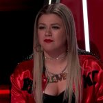 Kelly Clarkson LOVED necklace