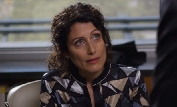 Lisa Edelstein The Good Doctor ABC