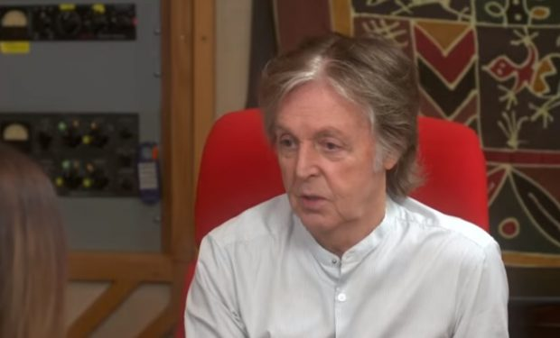 60 Minutes Paul McCartney Interview Like The Chris Farley Show