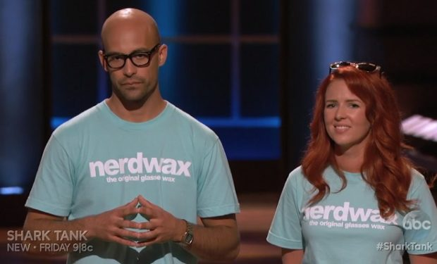 Nerdwax Don Hejny Shark Tank