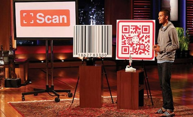 Scan on Shark Tank ABC