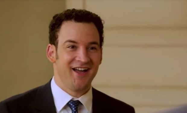 Ben Savage Speechless ABC