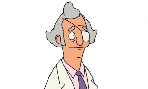 Bobs Burgers Mr Fischoeder FOX