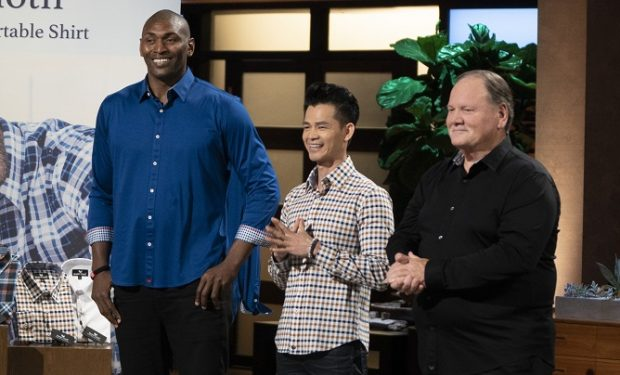 METTA WORLD PEACE, DANH TRAN AND GARY FALKENBERG (BUTTER CLOTH)