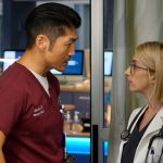 Chicago Med Molly bernard NBC