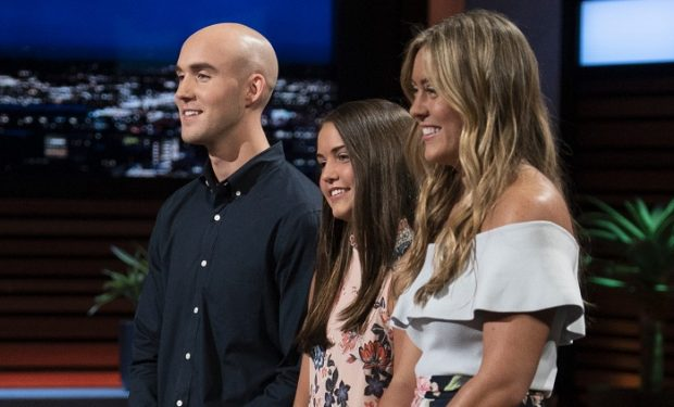 CHRISTIAN YOUNG, KEIRA YOUNG, AND KALEY YOUNG (CUT BOARD PRO)
