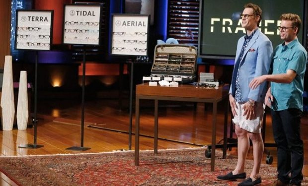 Frameri Shark Tank ABC