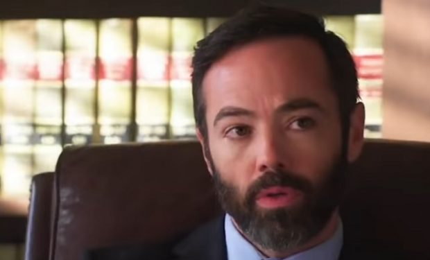 JOHN Hensley How To Get Away with Murder, ABC