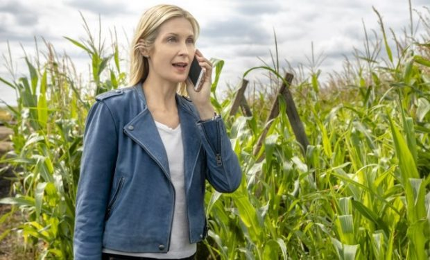Kelly Rutherford Love of Course Hallmark Crown Media