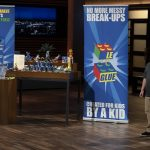 Le Glue on Shark Tank