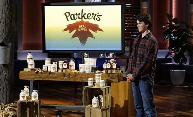 Parker's Real Maple on Shark Tank ABC