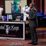 Total Tie Keep Shark Tank ABC