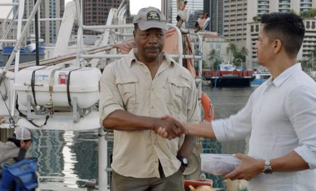 new arrival 8795d 8f6d8 Who Is Fisherman Veteran Dan on 'Magnum P.I.'? That's Carl ...