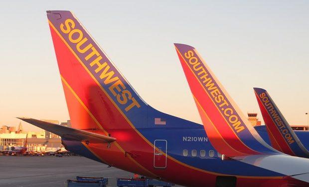 Southwest Airlines in Las Vegas getting bonus points for Southwest Companion Pass