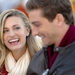 Brooke D'Orsay Christmas in Love Hallmark Crown Media