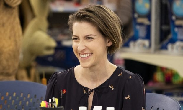 Superstore Eden Sher