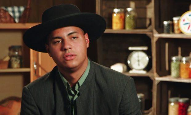 Lowell, Return to Amish, TLC
