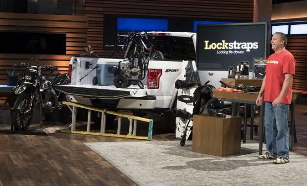 Lockstraps On Shark Tank Lockable Tie Down Straps Born