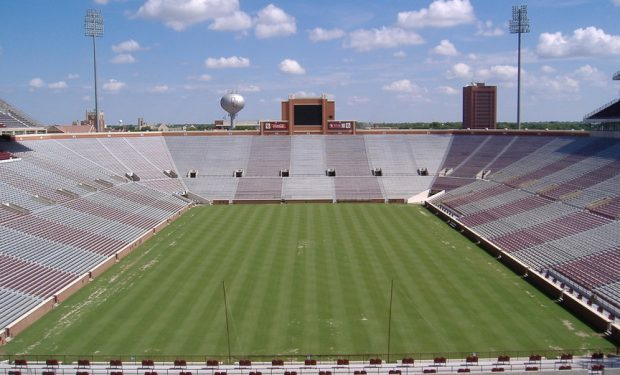 Oklahoma Sooners football stadium