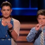 Shelby and Gordy Yourself Expression Shark Tank ABC