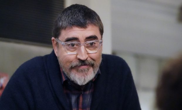 I Feel bad Alfred Molina