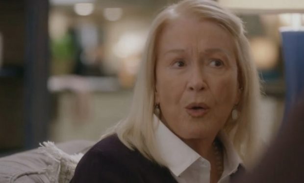 Diane Ladd on Lifetime movie