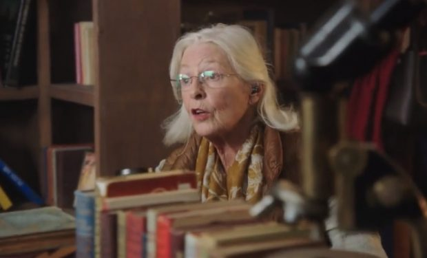 Jane Alexander, Christmas Around the Corner, Lifetime