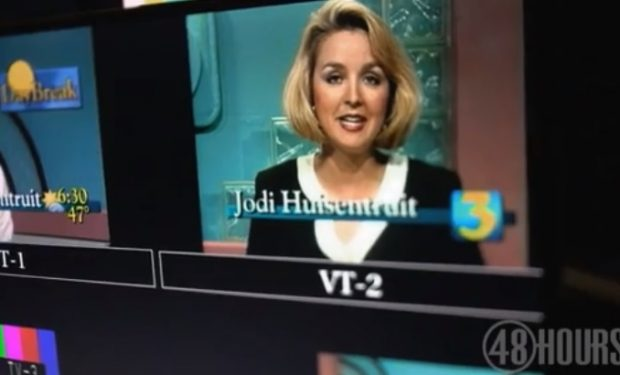 Jodi on TV