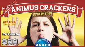 Animus Crackers Insult box Light