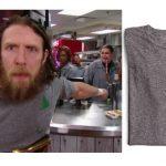 Bryan WWE Smackdown shirt