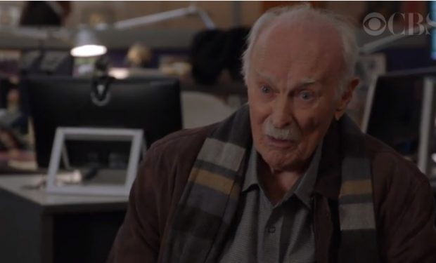 Dabney Coleman on NCIS CBS grab