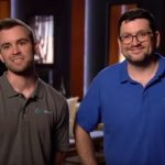 GeoOrbital founders on SHark Tank