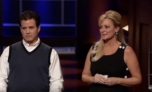Instant Lifts LaRosas on Shark Tank ABC