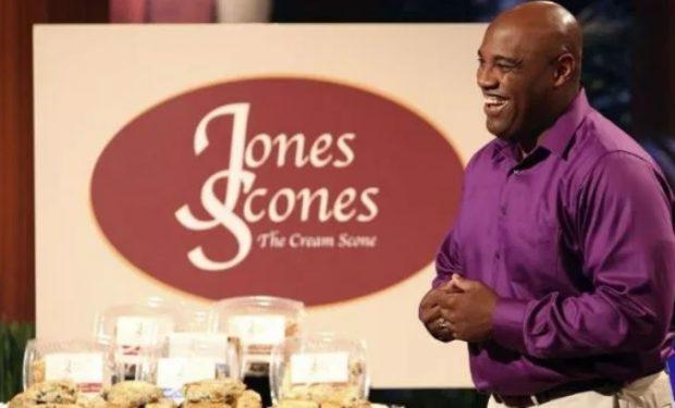 Jones Scones on Shark Tank ABC