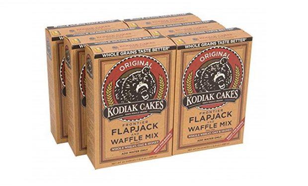 Kodiak Cakes on Amazon
