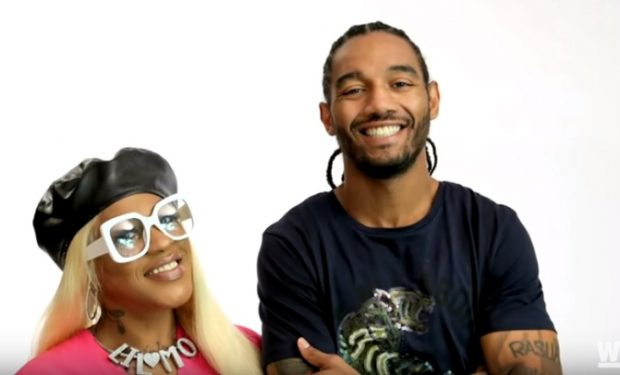 Lil Mo Dynamite Marriage Boot Camp: Reality Stars, Hip Hop Edition, WE