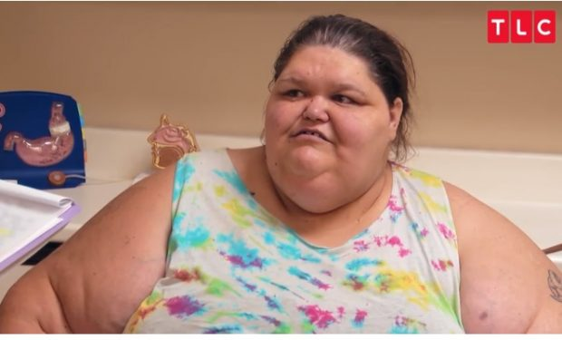 ROBIN My 600lb Life on TLC