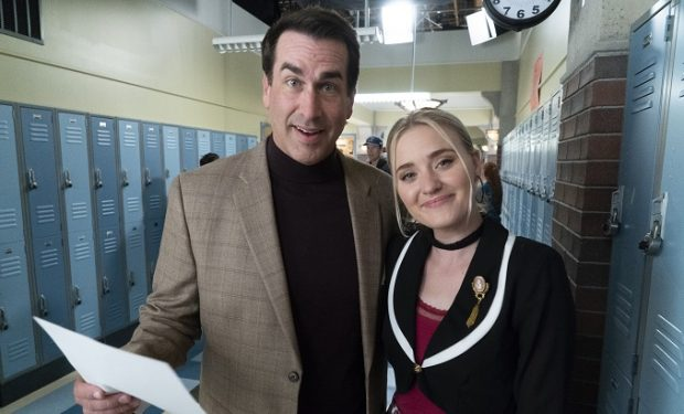 Rob Riggle on SChooled